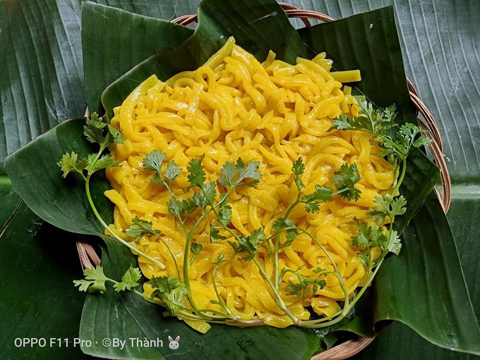 Cách làm món bánh canh sườn heo bột gạo