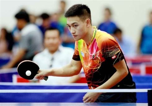 HCM City to holst Golden Racket int'l table tennis 2019