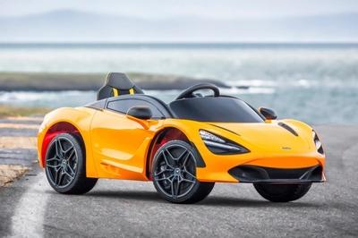 Ngắm siêu xe mini dành cho trẻ em, giá 8.000 USD