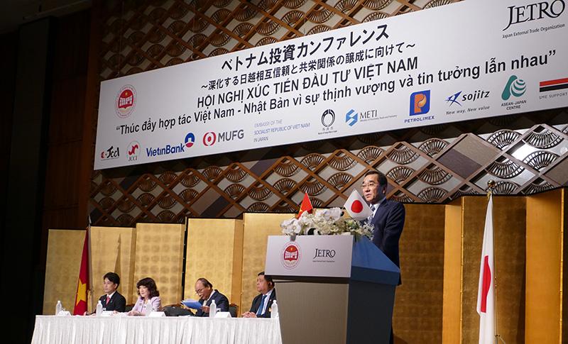 Thủ tướng mời doanh nghiệp Nhật Bản mở hàng EVFTA, IPA