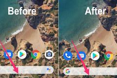 Cách ẩn thanh Home trên Android 10, không cần root máy