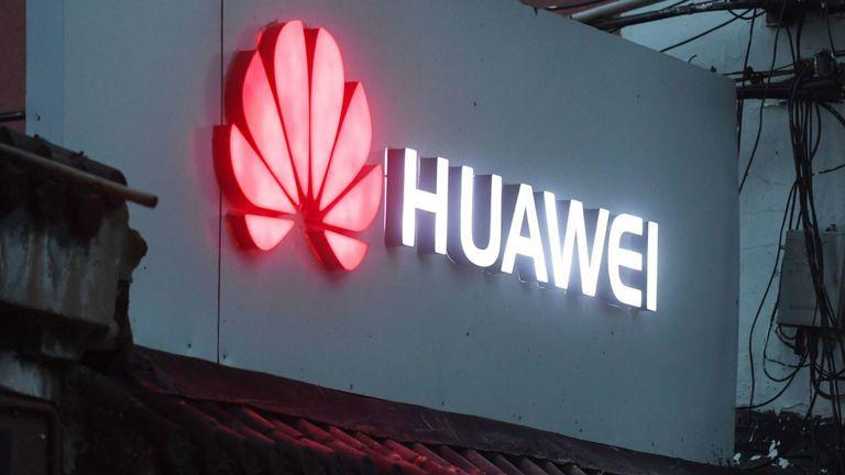 Chiến tranh thương mại Mỹ Trung,Huawei