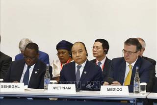 G20: Các sáng kiến của Việt Nam được hoan nghênh và đánh giá tích cực