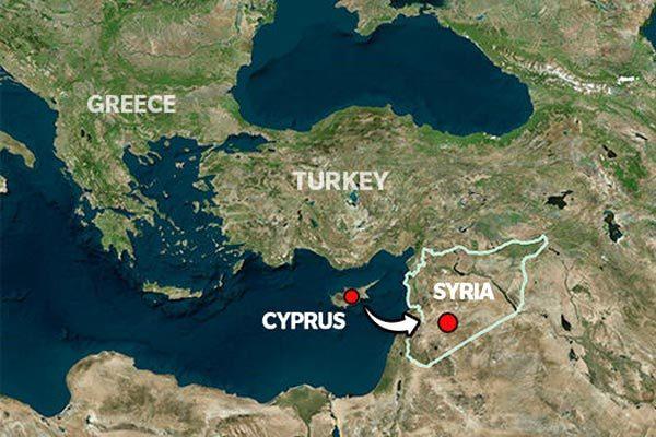 'Vật thể bay không xác định' nổ đúng lúc Israel dội mưa tên lửa xuống Syria