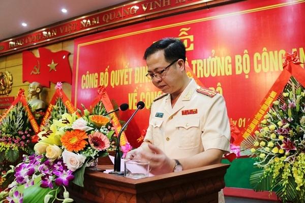 Phó chánh Thanh tra Bộ Công an làm Giám đốc Công an Quảng Bình