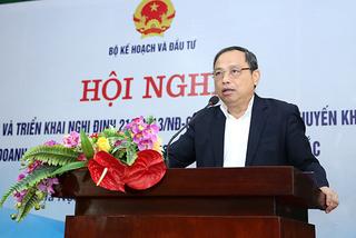 Thứ trưởng Kế hoạch và Đầu tư Nguyễn Văn Hiếu nghỉ hưu