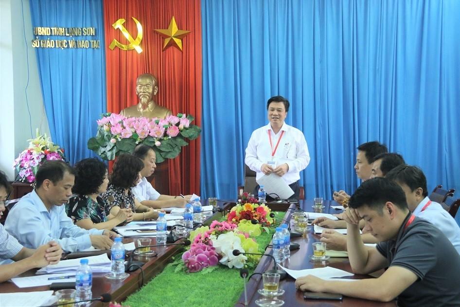 'Ban chỉ đạo yêu cầu Lạng Sơn chấm thi nghiêm túc'