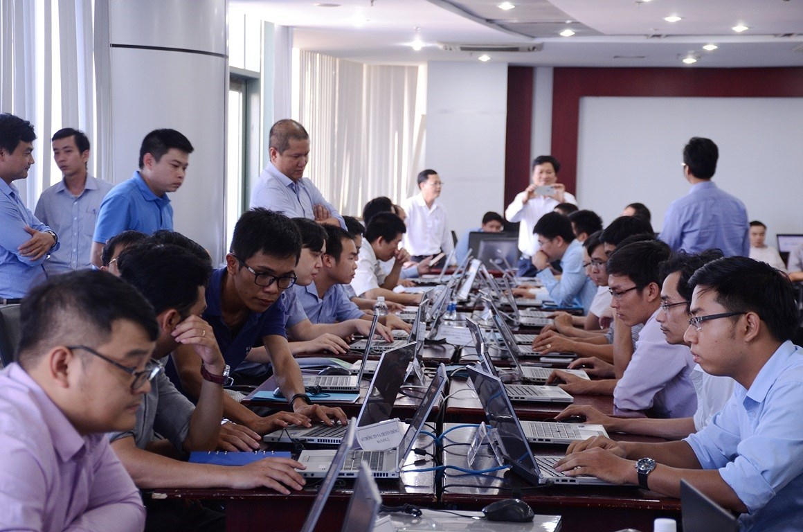 Vietnam reinforces human resources for information security tasks