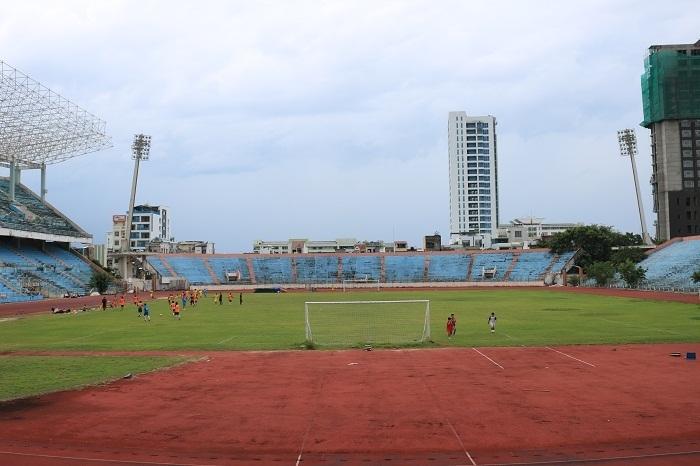 sân Chi Lăng,Phạm Công Danh,Đà Nẵng