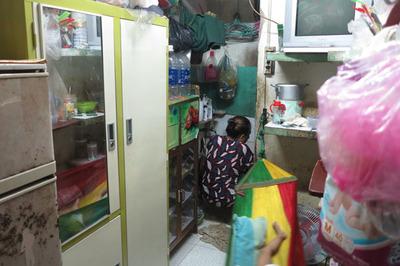 Cuộc sống trong căn nhà 3m2 giữa trung tâm Sài Gòn