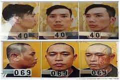 Truy nã 2 đối tượng án ma túy, giết người trốn trại giam ở Bình Thuận
