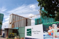 6 năm mòn mỏi chờ sổ đỏ của cư dân dự án Green Town Bình Tân