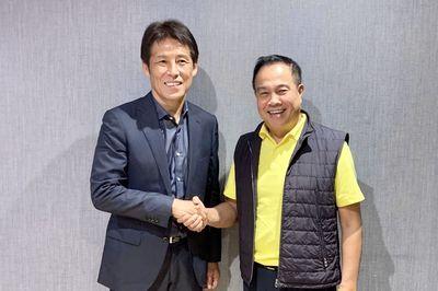 Thua Việt Nam, Thái Lan bổ nhiệm HLV Nhật Bản ngồi 'ghế nóng'