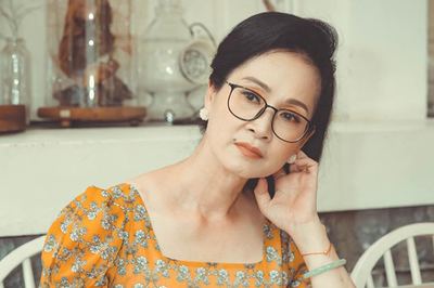 NSND Lan Hương trở lại diễn cho Nhà hát Kịch Việt Nam