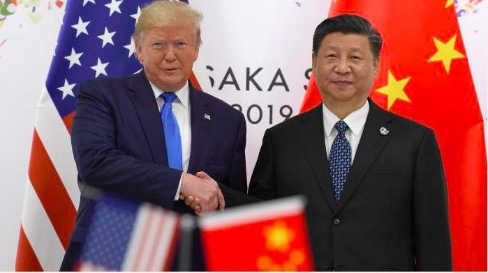 đàm phán thương mại,thương chiến Mỹ-Trung,chiến tranh thương mại