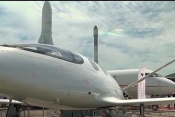 Máy bay chở khách chạy điện đầu tiên trên thế giới