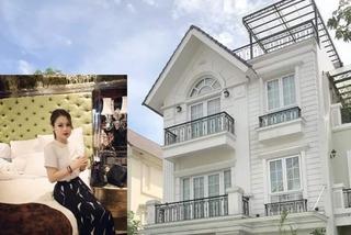 Biệt thự hàng chục tỷ đồng của hot mom Hằng Túi ở Hà Nội