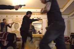 Sự cố cháy bất ngờ khiến cả đoàn phim 'Mê cung' tháo chạy khỏi bối cảnh