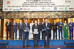 Tập đoàn VNPT mở rộng hợp tác đa phương với các đối tác lớn của Nhật Bản
