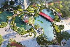 Vinhomes Ocean Park: ấn tượng bộ đôi tiện ích 'quyền năng' của phân khu Ruby
