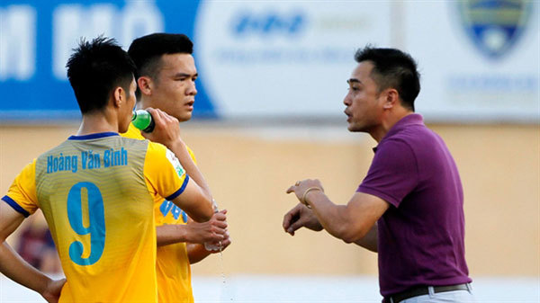 Thang resigns as coach of Thanh Hoa FC