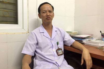Bác sĩ trực chính vụ trẻ sơ sinh bị kéo đứt cổ có chuyên khoa răng hàm mặt
