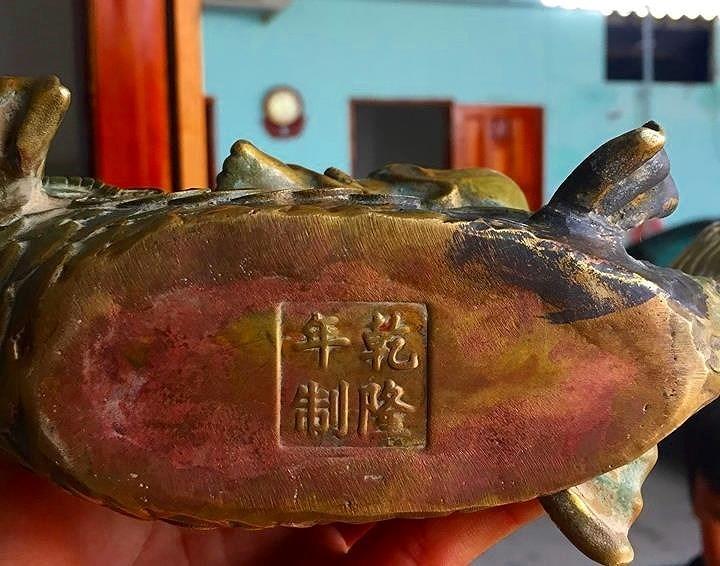 Kho Báu,Núi Tàu,Cổ Vật