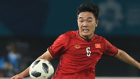 Xuan Truong named as HAGL FC's most valuable football player