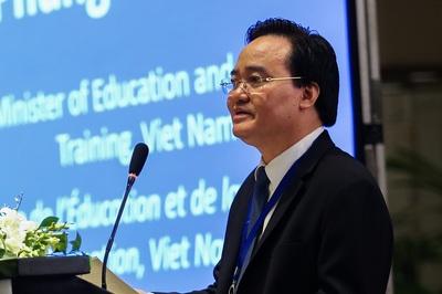 """Bộ trưởng Phùng Xuân Nhạ: """"Giáo dục để người dân biết lựa chọn đúng"""""""