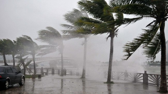 Storm forecasted to hit northern Vietnam