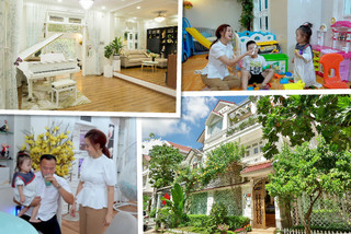 Biệt thự triệu đô rộng 1.400 m2 của Vy Oanh và chồng đại gia ở Sài Gòn