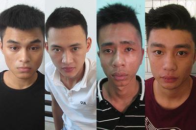 10x cầm đầu băng nhóm đưa ma túy từ Lào về Đà Nẵng tiêu thụ