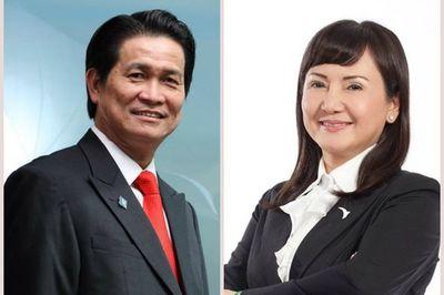 Người vợ quyền lực của ông Đặng Văn Thành chi hàng trăm tỷ mua cổ phiếu