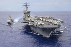 Điều gì xảy ra nếu một tàu sân bay Mỹ bị đánh chìm