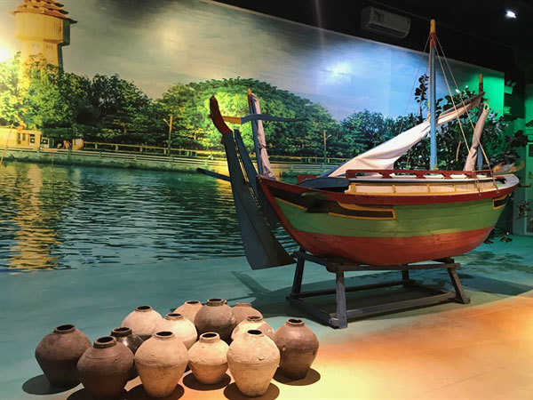 First fish-sauce museum a hit with tourists