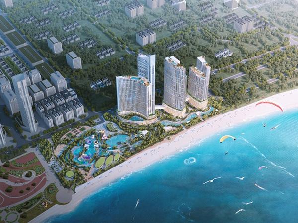 Giải bài toán công suất buồng phòng cho dự án SunBay Park Hotel & Resort Phan Rang