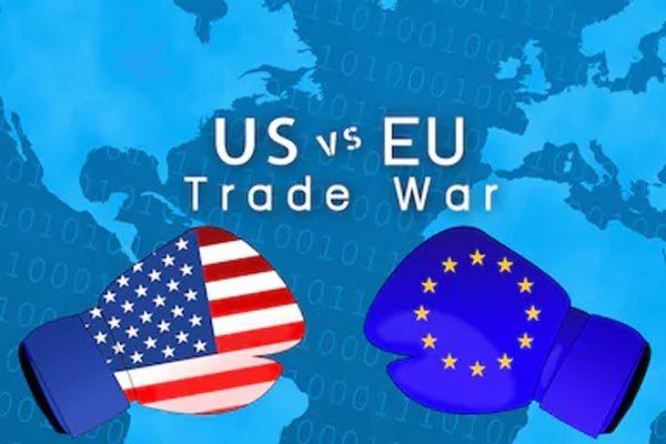 Mỹ đe giáng đòn thuế 'khủng' trừng phạt EU