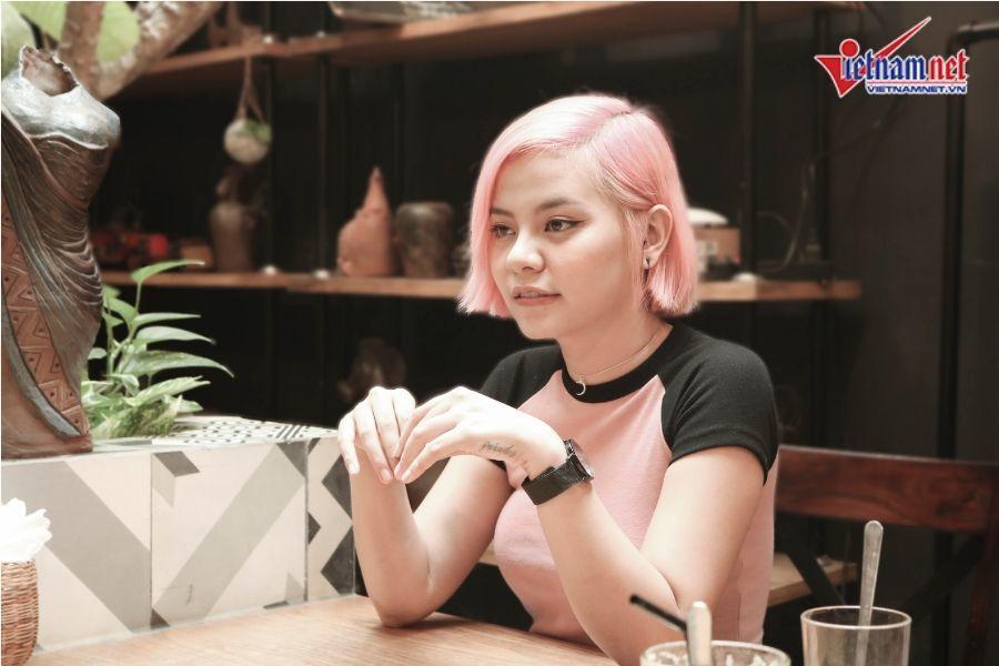 Tia Hải Châu: 'Gia đình sốc khi biết tôi quen Lê Thiện Hiếu'