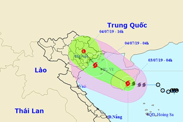 thời tiết Hà Nội,dự báo thời tiết,thời tiết,tin thời tiết,Bão số 2,tin bão số 2