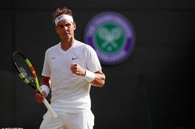 Nadal khởi đầu như mơ ở Wimbledon