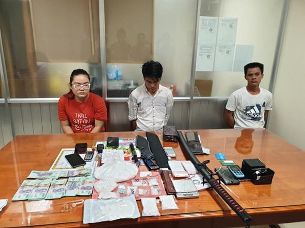 Đánh sập đường dây ma túy từ Sài Gòn tỏa đi khắp miền Tây