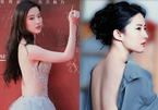 Lưng trần nuột nà của Lưu Diệc Phi gây sốt cộng đồng mạng