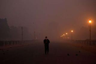 Những hình ảnh đáng sợ về ô nhiễm không khí