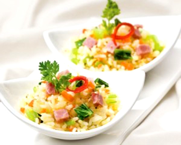 Fried rice: from breakfast substitute to delicacy