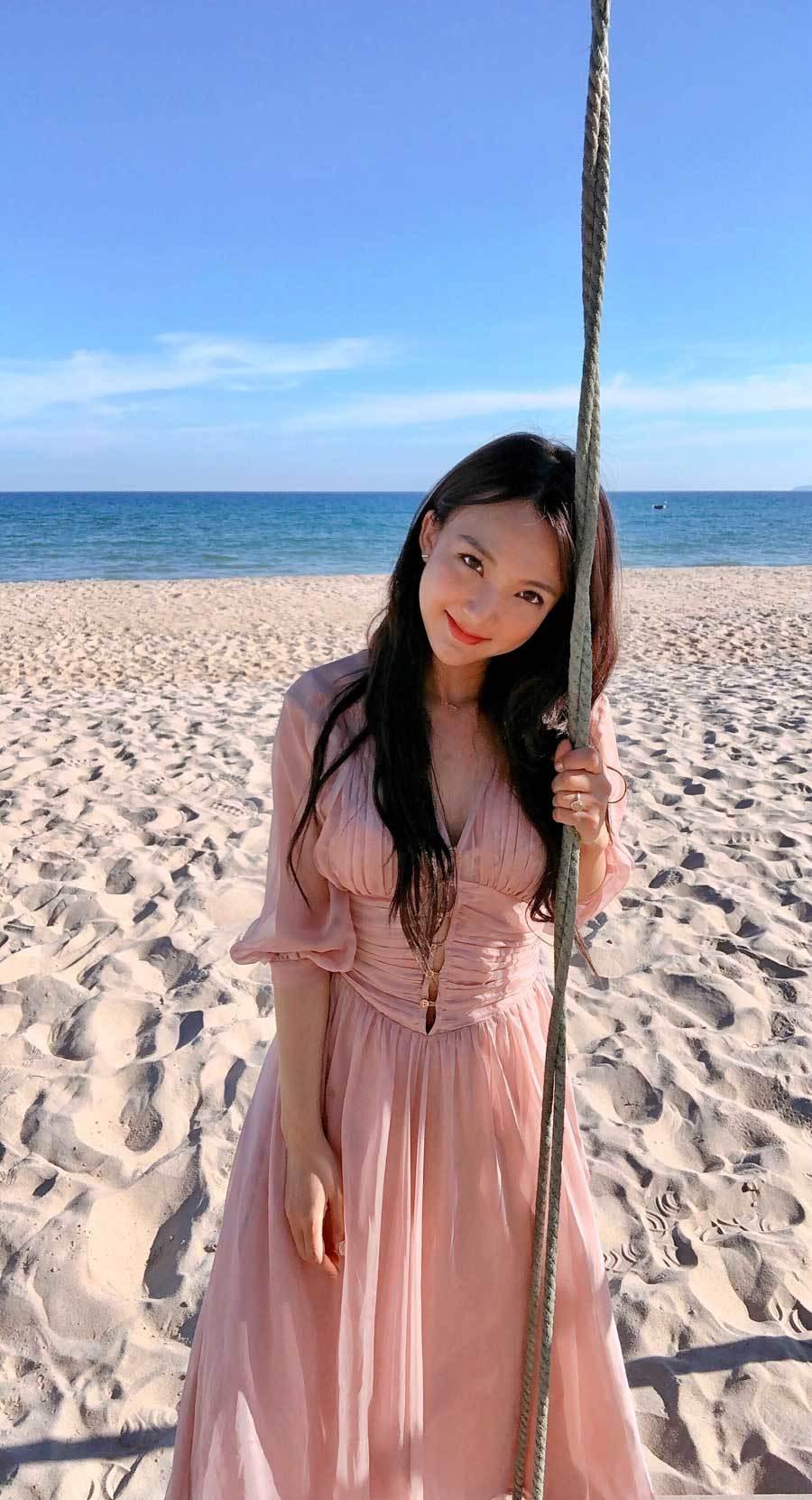 Hot girl,Hot girl Kiều Trang