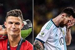 Messi, đến an ủi cũng… cạn lời với anh!