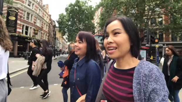 trộm cắp,móc túi,du khách,London,Anh