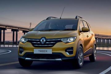 Ô tô 7 chỗ thương hiệu Pháp giá chỉ 148 triệu