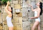 52 tuổi, NSƯT Chiều Xuân vẫn tự tin mặc áo tắm cúp ngực khoe body chuẩn