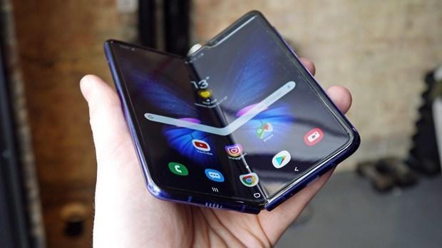 Bloomberg: Lỗi màn hình của Galaxy Fold đã được xử lý xong